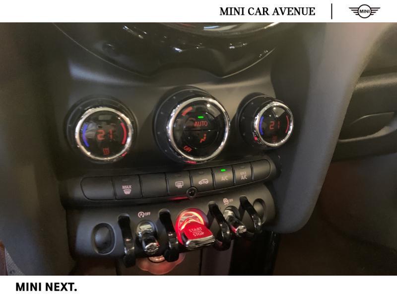 Occasion MINI Mini Cooper D 116ch Heddon Street 2019 Midnight Black 21450 € à Nancy