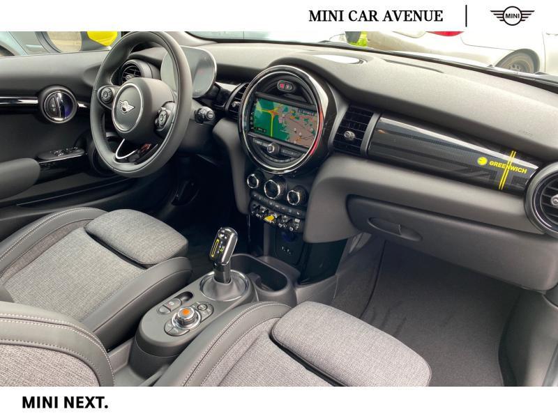 Occasion MINI Mini Cooper SE 184ch Edition Greenwich BVA 2020 White Silver 36590 € à Nancy