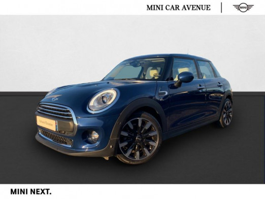 Occasion MINI Mini 5 Portes One 102ch Blackfriars BVA 2017 Deep Blue 21 990 € à Nancy