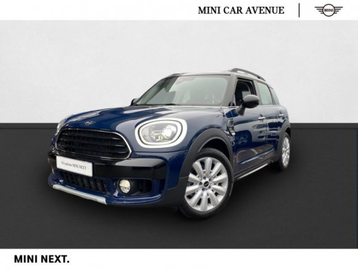 Occasion MINI Countryman Cooper 136ch BVA7 Euro6d-T 2020 Lapis luxury blue 34 900 € à Nancy