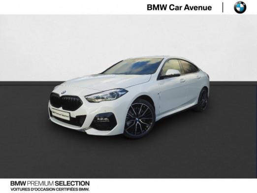 Occasion BMW Série 2 Gran Coupé 220dA xDrive 190ch M Sport 2020 Blanc 53900 € à Nancy