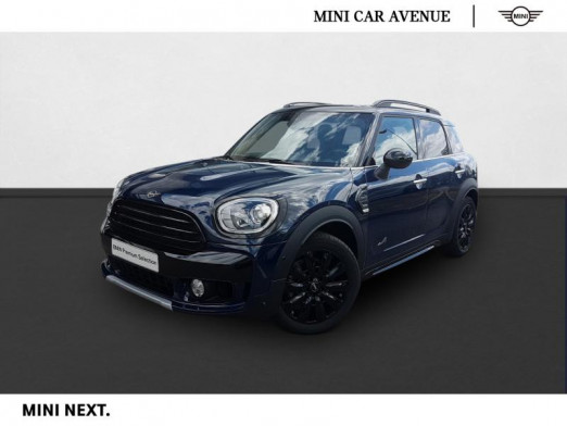 Occasion MINI Countryman Cooper 136ch Longstone ALL4 BVA8 Euro6d-T 2020 Lapis luxury blue 39 000 € à Nancy