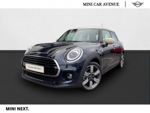 Occasion MINI Mini 5 Portes Cooper 136ch Edition 60 Years BVA7 Euro6d-T 2020 Enigmatic Black 29 100 € à Nancy