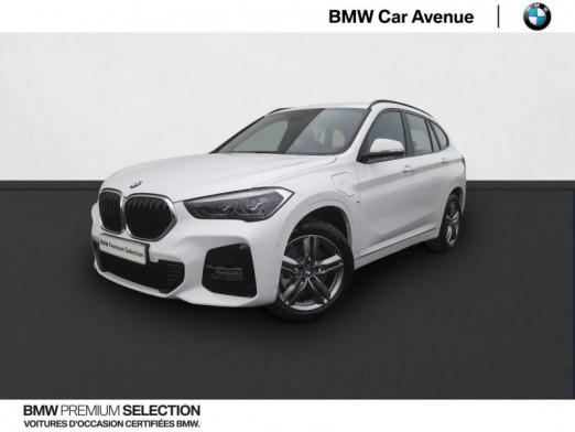 Occasion BMW X1 xDrive25eA 220ch M Sport 2020 Alpinweiss 50900 € à Nancy