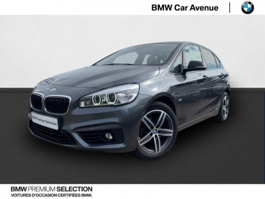 Occasion BMW Série 2 ActiveTourer 218d 150ch Sport 2015 Mineralgrau 19450 € à Nancy