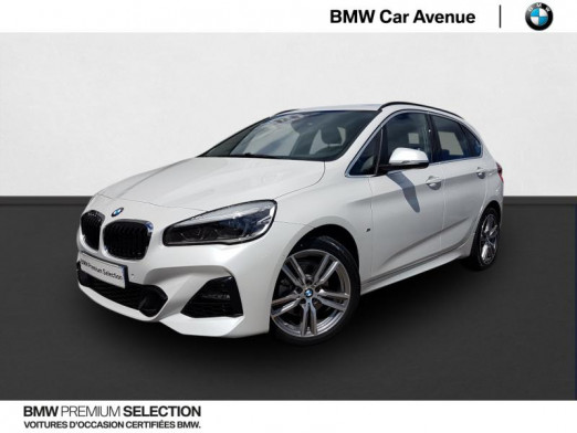 Occasion BMW Série 2 ActiveTourer 218iA 140ch M Sport DKG7 2020 Mineralweiss 38900 € à Nancy