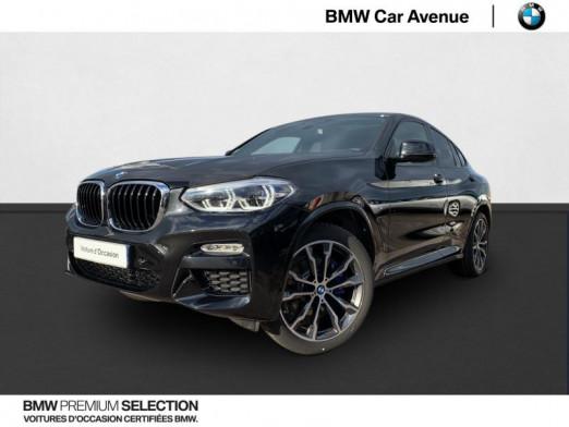 Occasion BMW X4 xDrive30i 252ch M Sport Euro6d-T 2019 Saphirschwarz 59900 € à Nancy