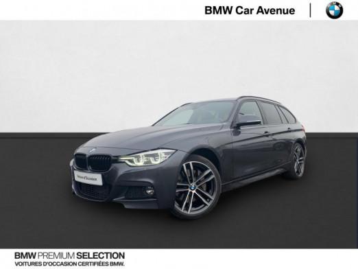 Occasion BMW Série 3 Touring 335dA xDrive 313ch M Sport 2018 Mineralgrau 37490 € à Nancy