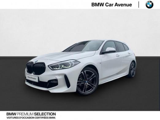 Occasion BMW Série 1 118dA 150ch M Sport 2020 Alpinweiss 36950 € à Nancy