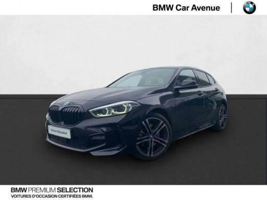 Occasion BMW Série 1 118dA 150ch M Sport 2020 Saphirschwarz 36450 € à Nancy