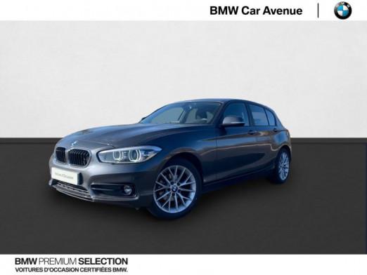 Occasion BMW Série 1 116d 116ch Sport 5p 2017 Gris 18190 € à Nancy