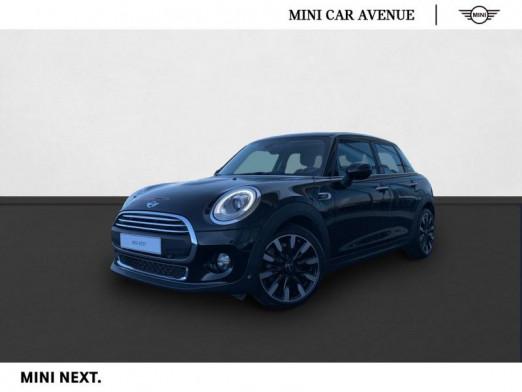 Occasion MINI Mini 5 Portes One 102ch Blackfriars BVA 114g 2018 Midnight Black 21990 € à Nancy
