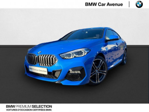 Occasion BMW Série 2 Gran Coupé 218iA 140ch M Sport DKG7 2019 Misano Blau 37150 € à Nancy