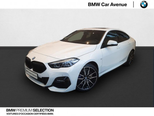 Occasion BMW Série 2 Gran Coupé 218dA 150ch M Sport BVA8 2020 Blanc 46890 € à Nancy