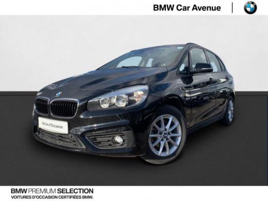 Occasion BMW Série 2 ActiveTourer 214d 95ch Lounge 2016 Schwarz 14849 € à Nancy