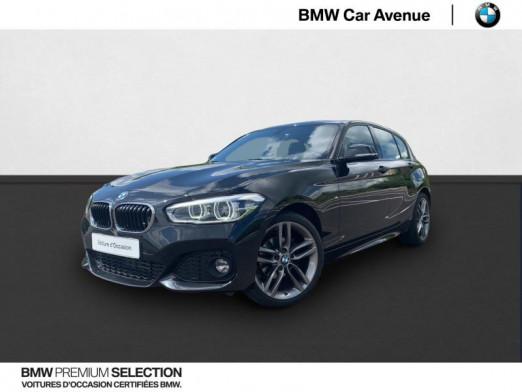 Occasion BMW Série 1 114d 95ch M Sport Ultimate 5p Euro6c 2018 Saphirschwarz 21490 € à Nancy