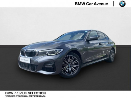 Occasion BMW Série 3 320dA 190ch M Sport 2020 Mineralgrau 43990 € à Nancy