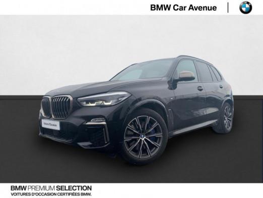 Occasion BMW X5 xDrive30dA 265ch M Sport 2019 Saphirschwarz 66140 € à Nancy