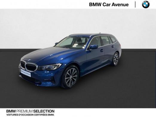 Occasion BMW Série 3 Touring 318dA MH 150ch Business Design 2021 Phytonicblau 42490 € à Nancy