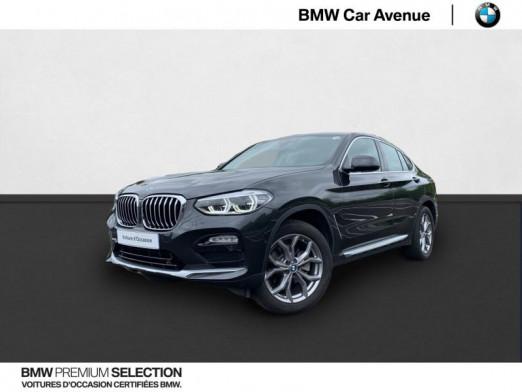 Occasion BMW X4 xDrive20d 190ch xLine Euro6d-T 2019 Sophistograu 50900 € à Nancy