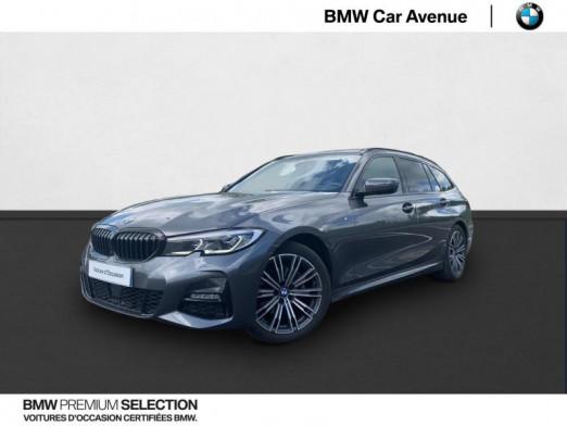 Occasion BMW Série 3 Touring 320dA 190ch M Sport 2020 Mineralgrau 45500 € à Nancy
