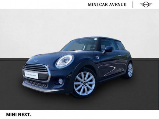 Occasion MINI Mini One 102ch Blackfriars 114g 2018 Lapis Luxury Blue MINI Yours 19490 € à Nancy