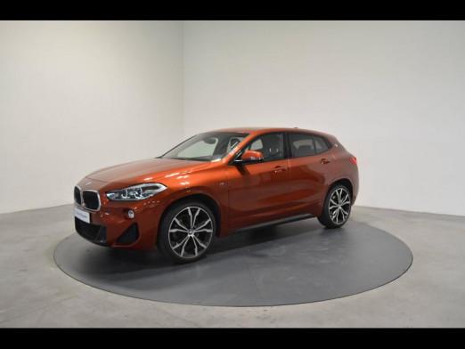Occasion BMW X2 xDrive20dA 190ch M Sport 2018 Sunset Orange 37900 € à Nancy