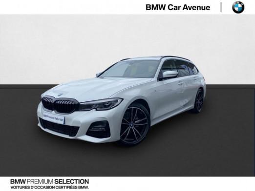 Occasion BMW Série 3 Touring 320dA MH xDrive 190ch M Sport 2021 Mineralweiss 66900 € à Nancy