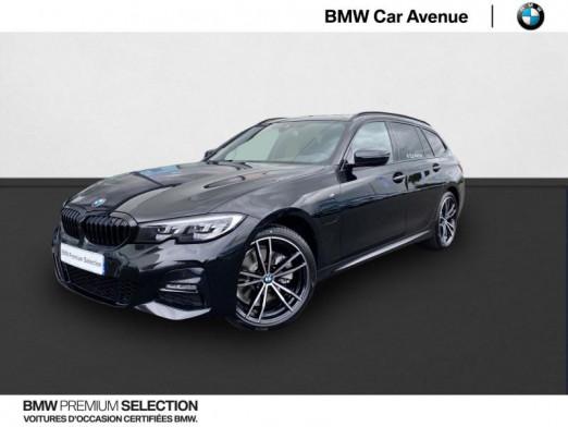 Occasion BMW Série 3 Touring 320eA xDrive 204ch M Sport 2021 Saphirschwarz 56890 € à Nancy