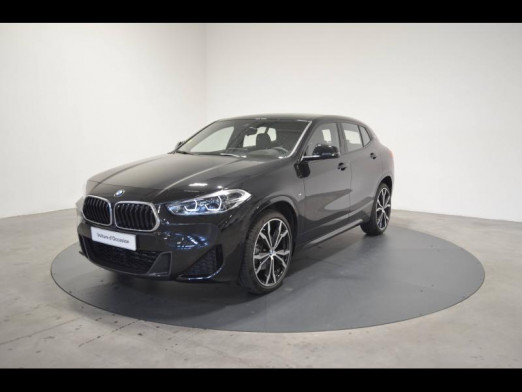 Occasion BMW X2 sDrive18dA 150ch M Sport Euro6d-T 2020 Saphirschwarz 39990 € à Nancy