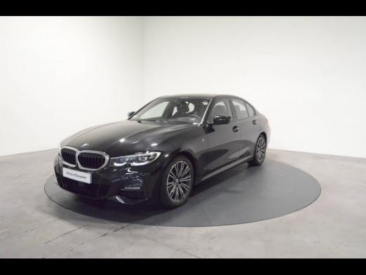 Occasion BMW Série 3 318dA 150ch M Sport 2020 Saphirschwarz 38490 € à Nancy