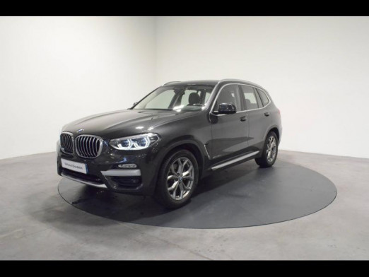 Occasion BMW X3 xDrive20dA 190ch xLine Euro6c 2018 Sophistograu 45990 € à Nancy
