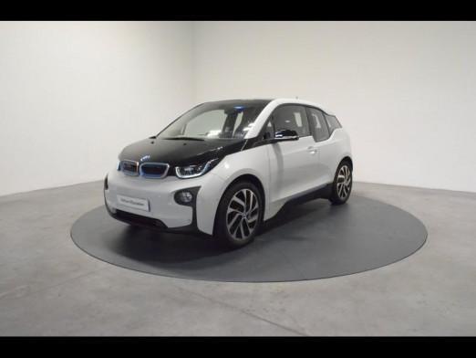 Occasion BMW i3 170ch 94Ah REx +CONNECTED Lodge 2018 Capparis White 21990 € à Nancy