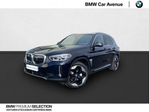 Occasion BMW iX3 286ch Impressive 2021 Carbonschwarz 65990 € à Nancy
