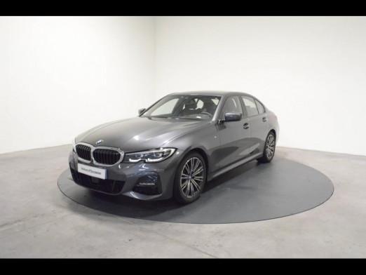 Occasion BMW Série 3 318dA 150ch M Sport 2020 Mineralgrau 38490 € à Nancy