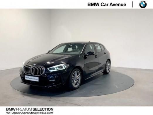 Occasion BMW Série 1 118iA 136ch M Sport DKG7 2021 Saphirschwarz 31490 € à Nancy