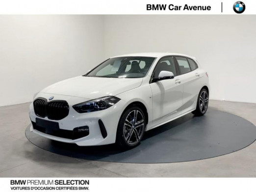 Occasion BMW Série 1 116dA 116ch M Sport DKG7 2021 Blanc 40900 € à Nancy