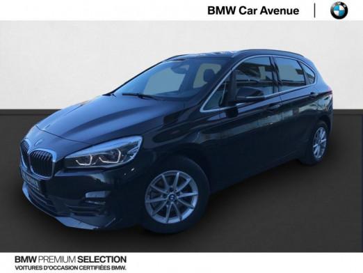 Occasion BMW Série 2 ActiveTourer 216dA 116ch Business Design DKG7 2020 Saphirschwarz 27979 € à Épinal
