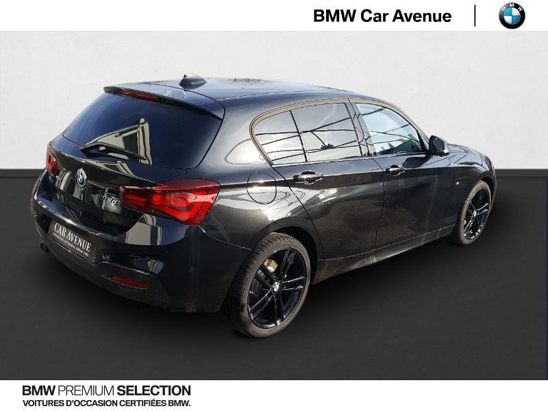 Occasion BMW Série 1 118d xDrive 150ch M Sport Ultimate 5p Euro6c 2019 Saphirschwarz 32880 € à Épinal