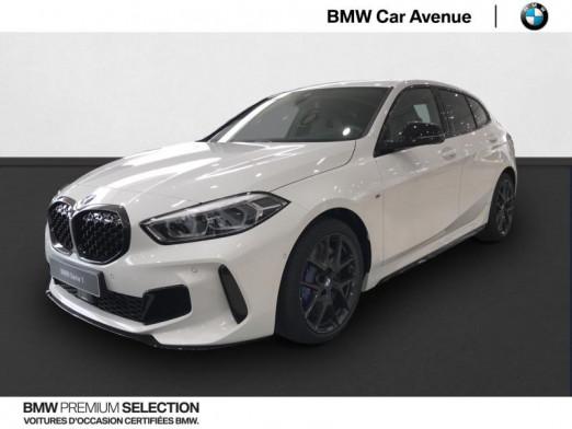 Occasion BMW Série 1 M135iA xDrive 306ch 2021 Alpinweiss 60990 € à Épinal