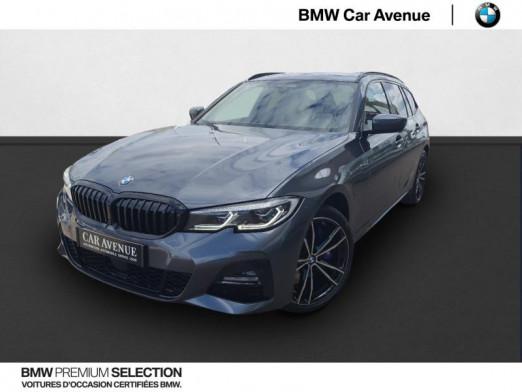 Occasion BMW Série 3 Touring 330eA xDrive 292ch M Sport 2021 Mineralgrau 67990 € à Épinal