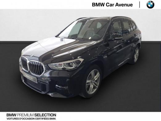 Occasion BMW X1 sDrive20dA 190ch M Sport 2021 Saphirschwarz 51990 € à Épinal