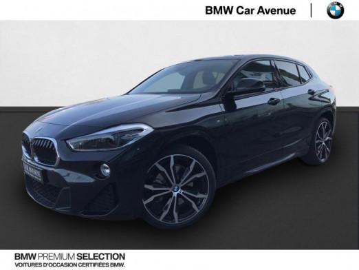 Occasion BMW X2 xDrive20dA 190ch M Sport Euro6d-T 2020 Saphirschwarz 47990 € à Épinal