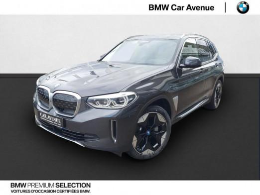Occasion BMW iX3 286ch Impressive 2021 Sophistograu 69990 € à Épinal