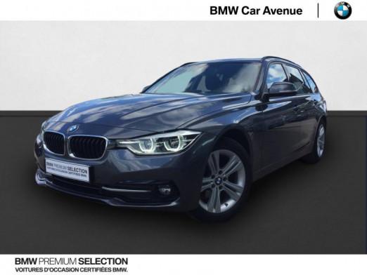 Occasion BMW Série 3 Touring 318dA 150ch Business Design Euro6c 2018 Mineralgrau 23459 € à Épinal