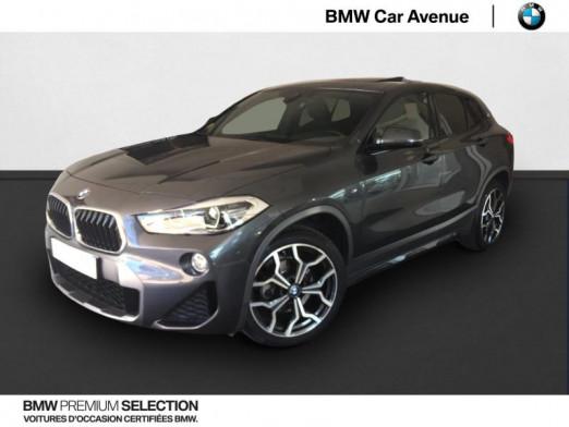 Occasion BMW X2 sDrive18dA 150ch M Sport X 2018 Mineralgrau 36999 € à Épinal