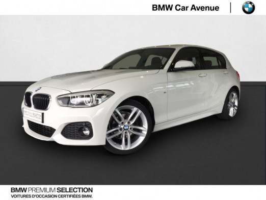 Used BMW Série 1 114d 95ch M Sport 5p 2017 Glaciersilber € 16,479 in Épinal