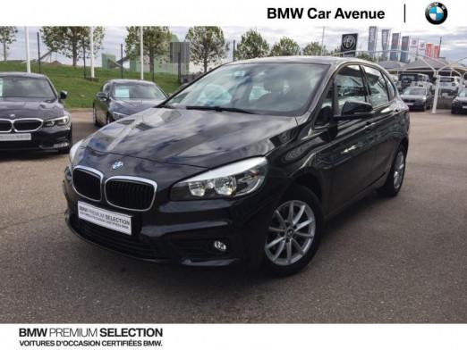 Used BMW Série 2 ActiveTourer 216dA 116ch Business 2017 Saphirschwarz € 15,479 in Épinal