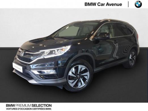 Used HONDA CR-V 1.6 i-DTEC 160ch Exclusive Navi 4WD AT 2017 Noir Cristal € 22,999 in Épinal
