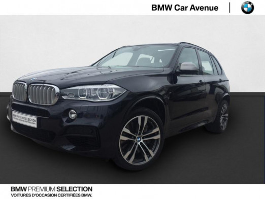 Used BMW X5 M50d 381ch 2017 Carbonschwarz € 55,479 in Épinal